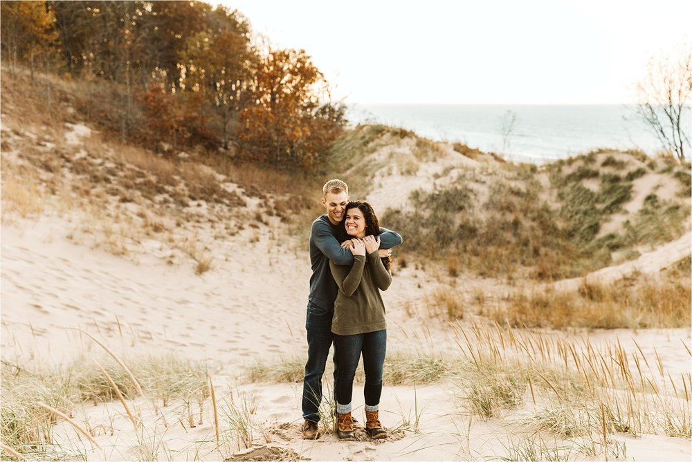 Indiana Dunes Beach Engagement Session_0010.jpg