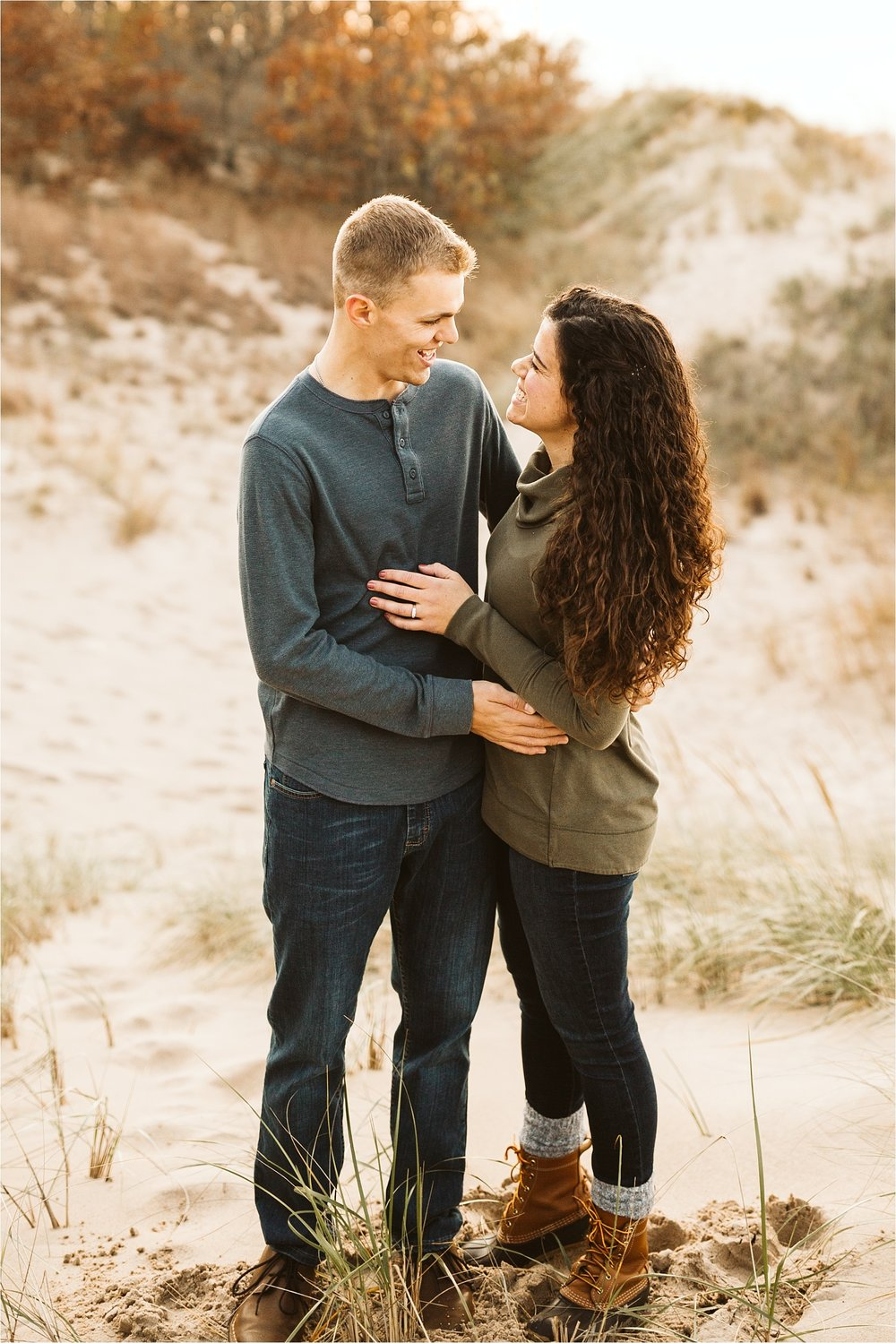 Indiana Dunes Beach Engagement Session_0016.jpg