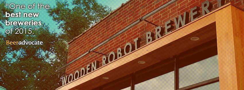 charlotte charlotte wooden robot brewery charlotte