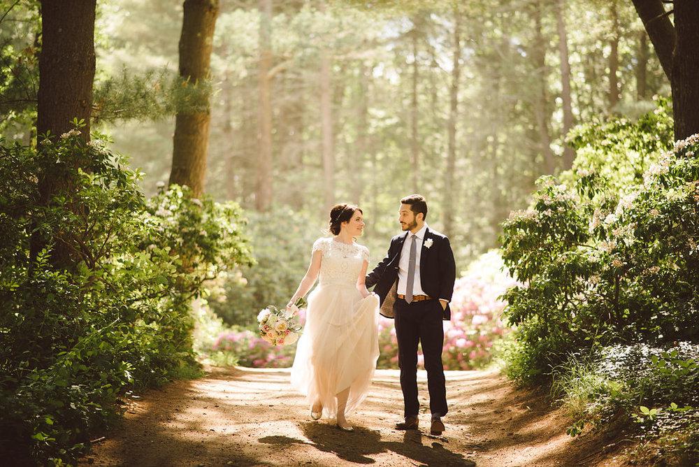Beth & Mark | Moraine Farm