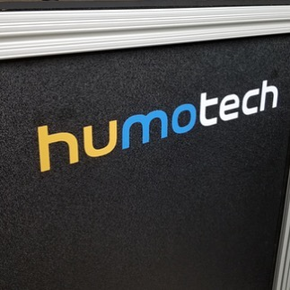 We have a new logo! And a whole new website coming soon. New look, same great #humotech.