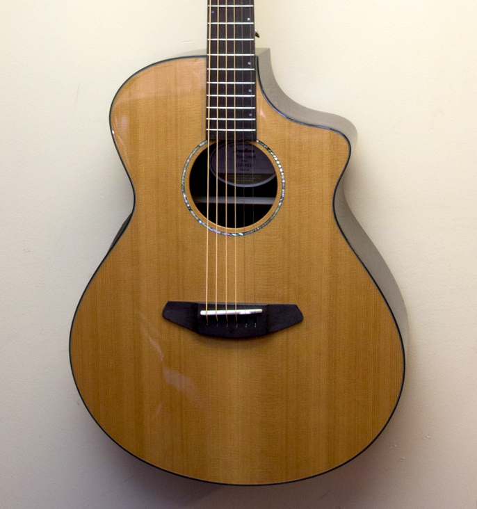 Everybody wants to be somebody else - some great guitar player like Arthur Godfrey. Well, with this guitar, you'll find your own sound. Then people will want to be you for a change!
