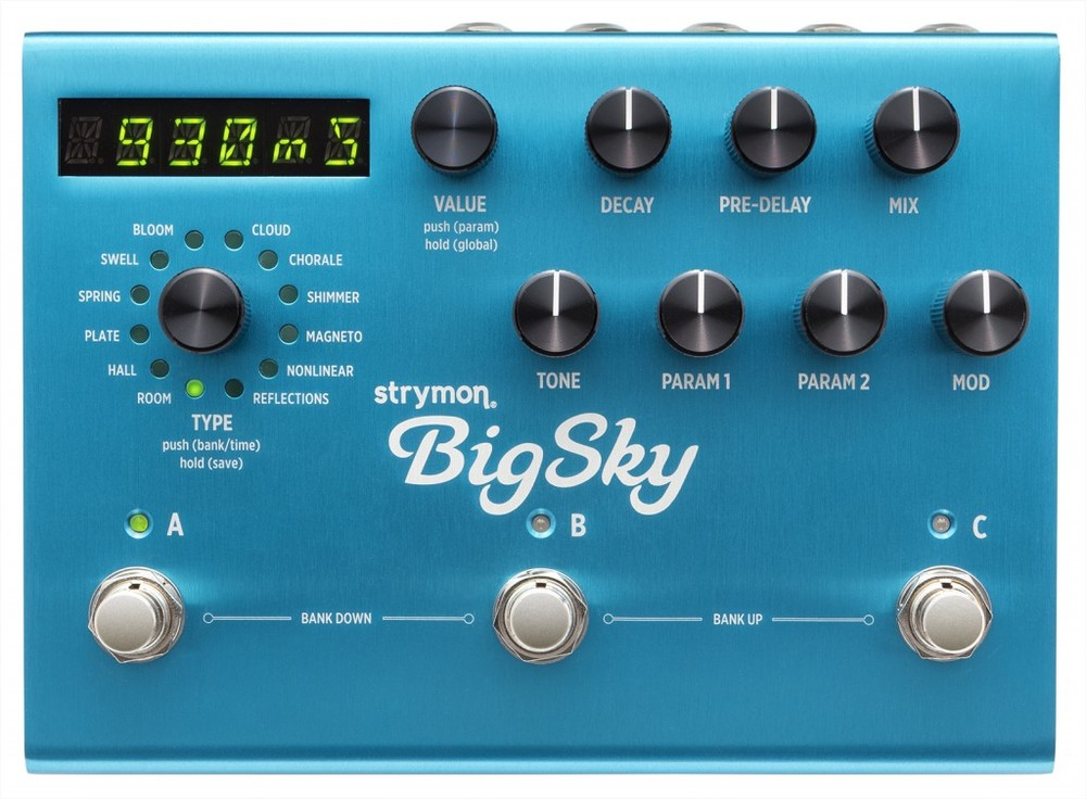 BigSky Reverberator - $479