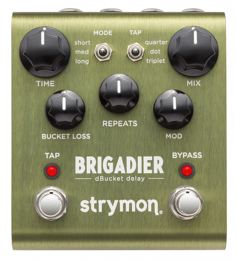 Brigadier dBucket Delay  -  $299