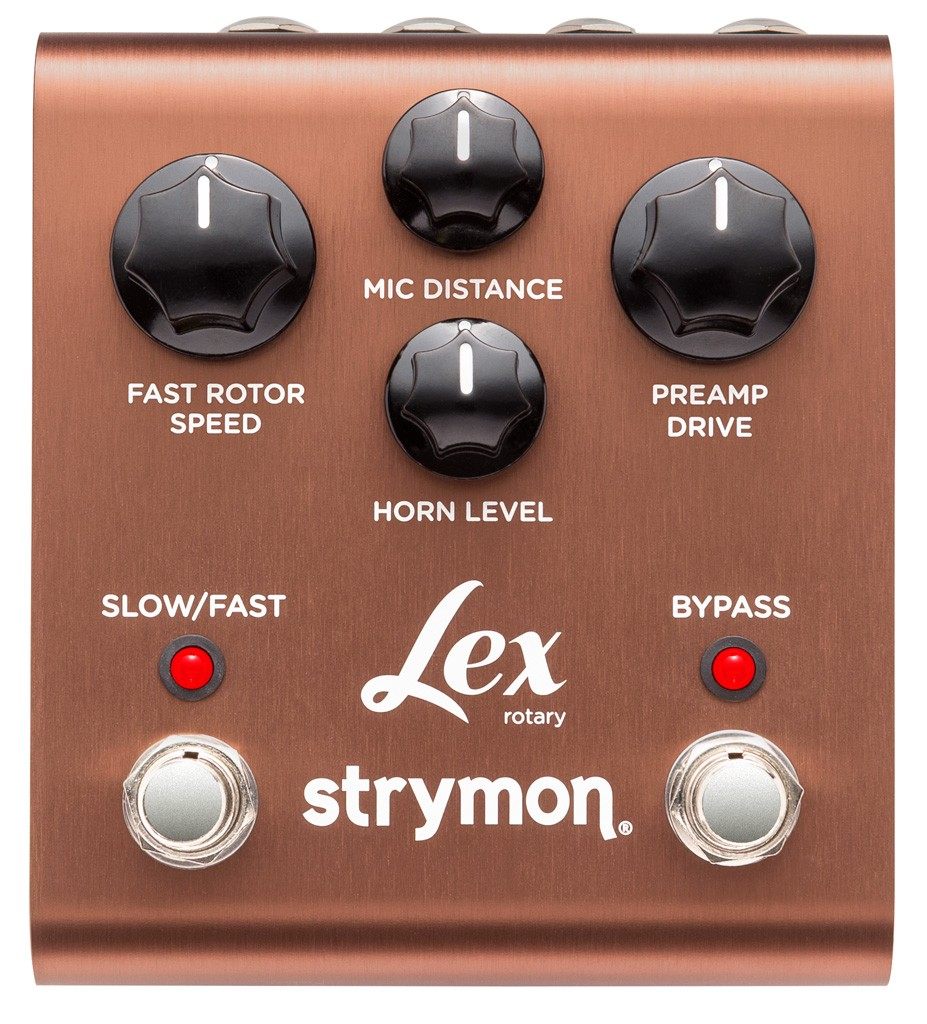 Lex Rotary Effects  -  $299