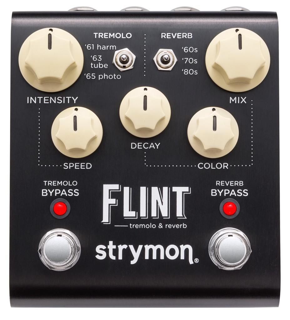 Flint Reverb/Tremolo  -  $299
