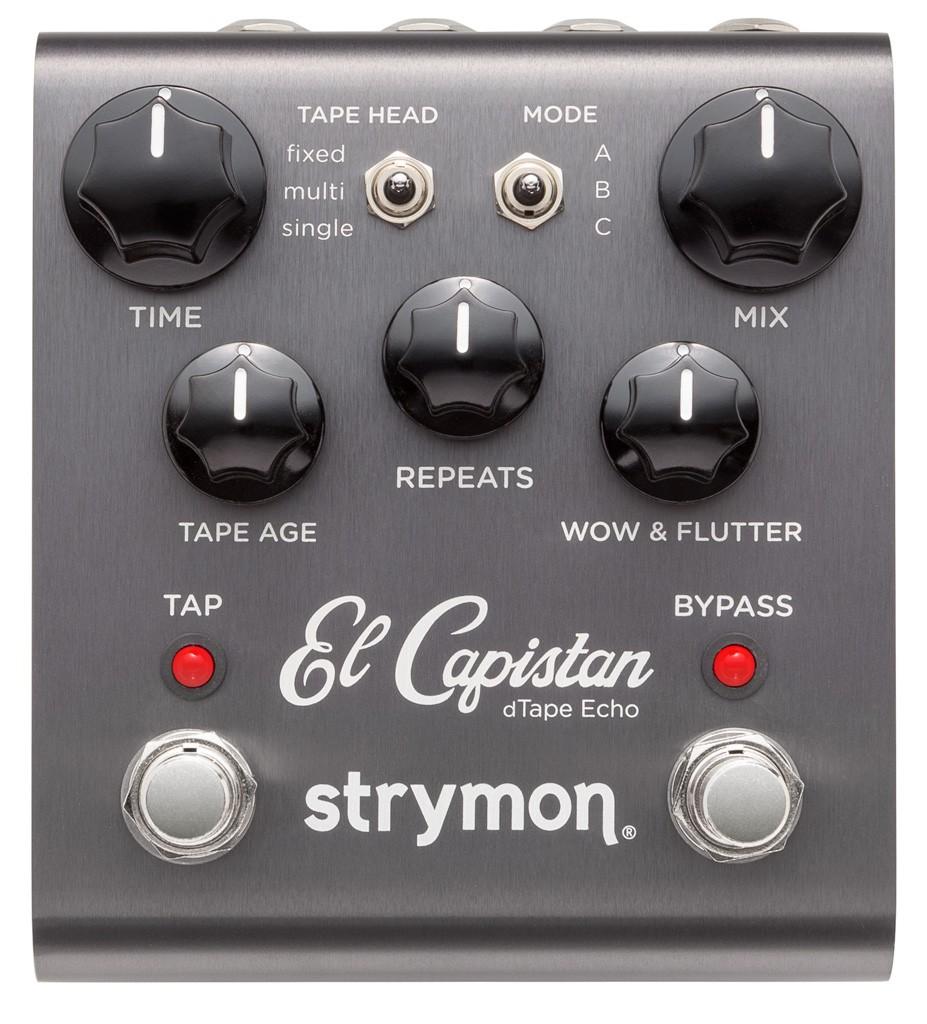 El Capistan dTape Echo  -  $299