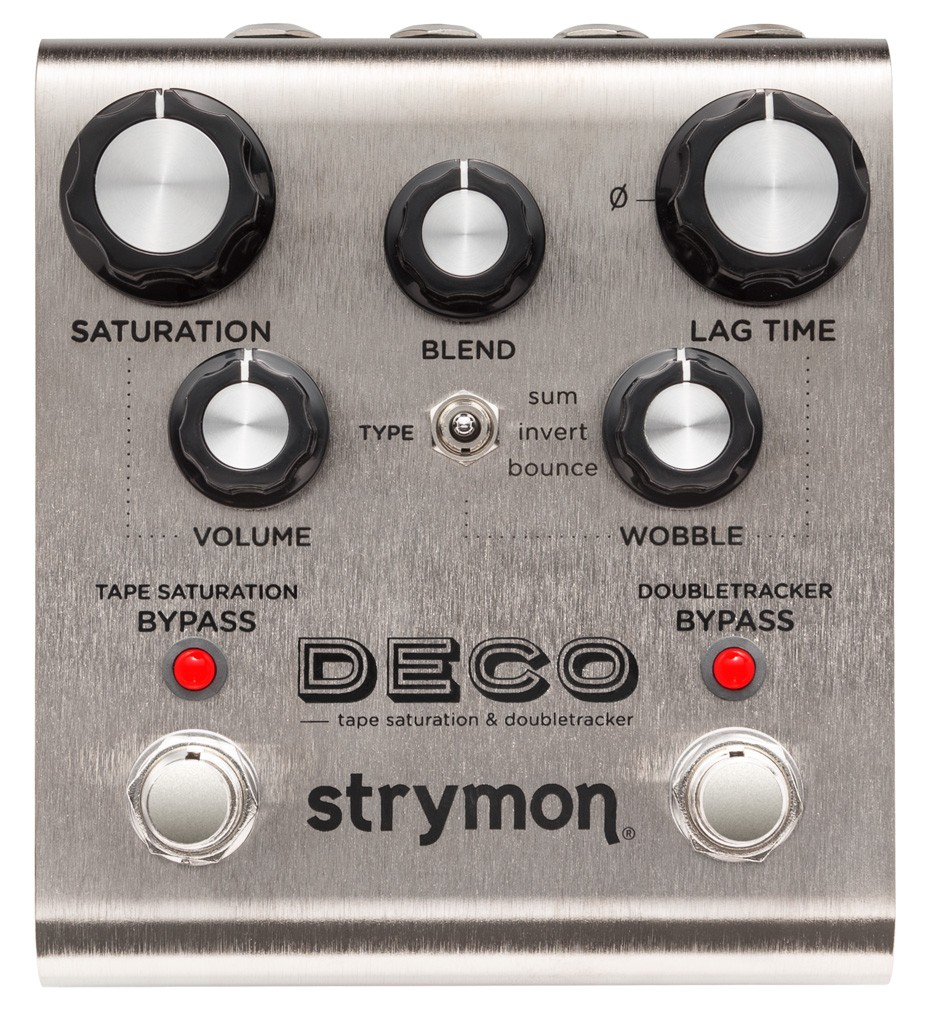Deco Tape Saturator/Doubletracker  -  $299