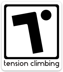stickers tension climbing