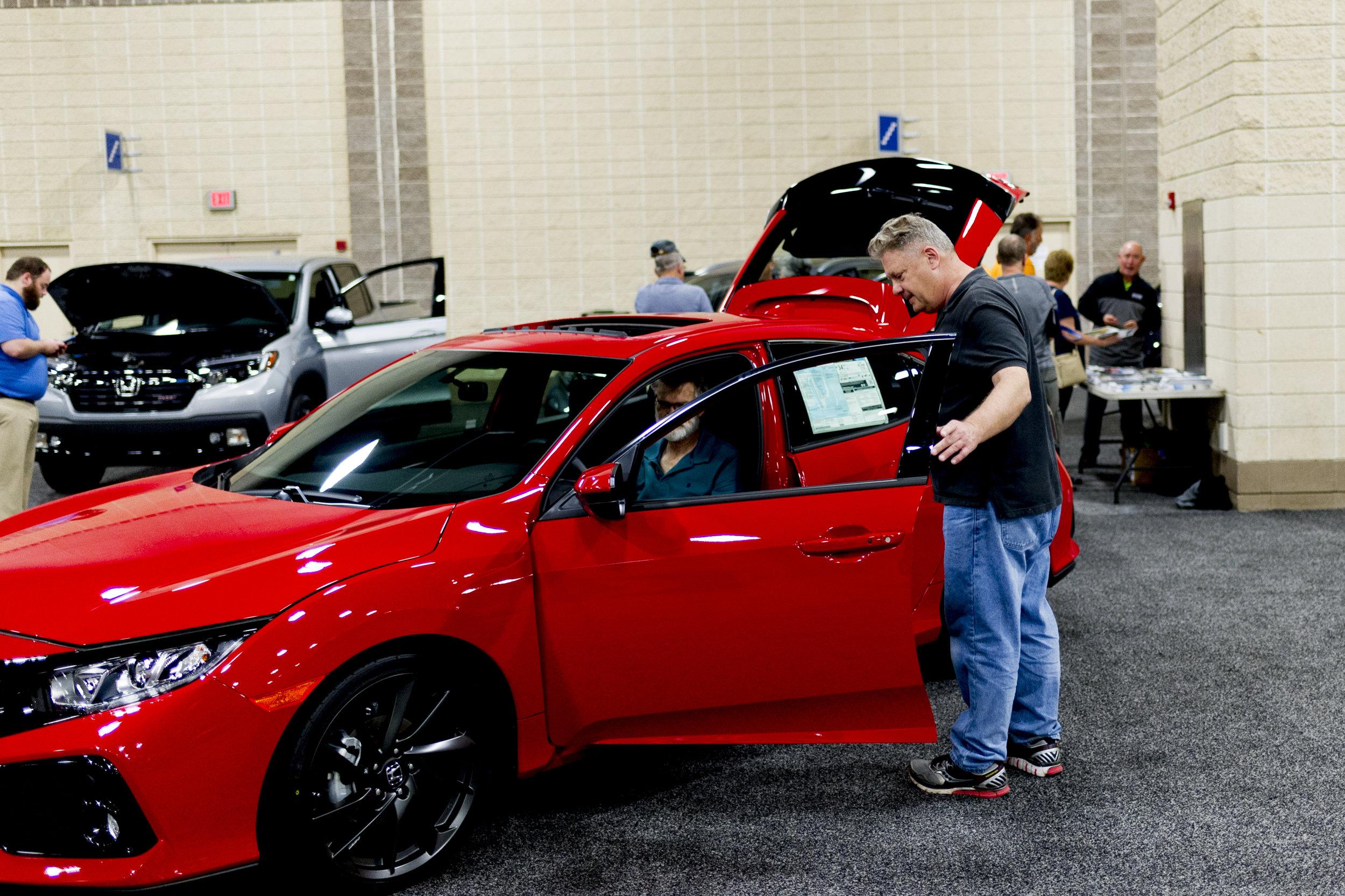 knox news auto show