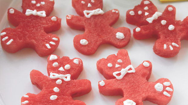 Bearymelon Cookies