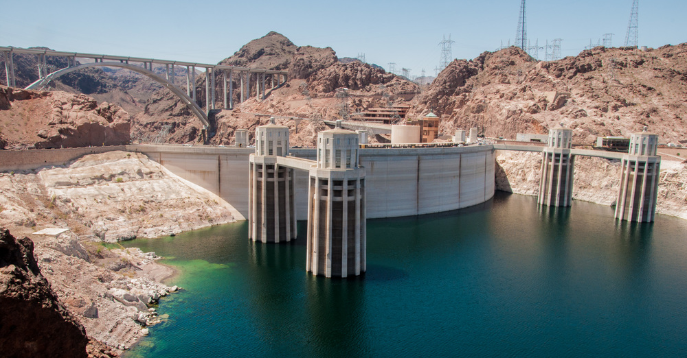 Hoover Dam included in all Grand Canyon Tours