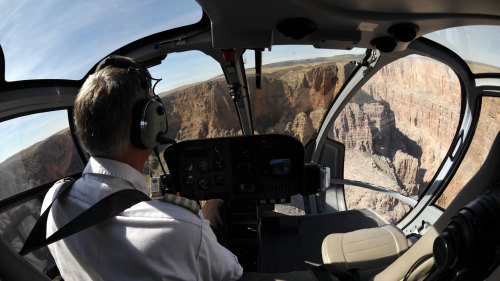 Maverick Grand Canyon helicopter Flights