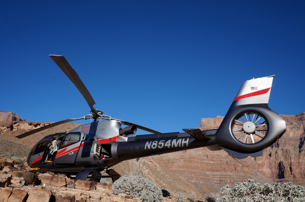 Maverick Grand Canyon Helicopter Tours