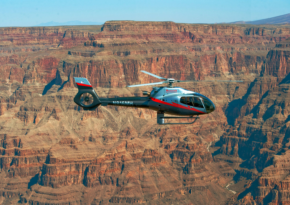 Maverick Grand Canyon Helicopter Tour Discount
