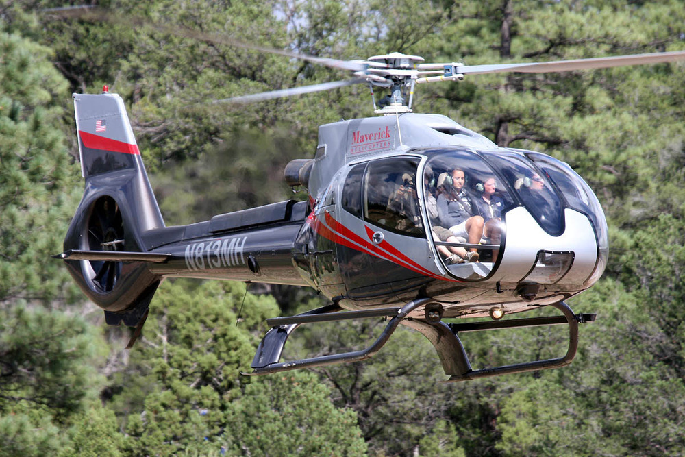 Maverick Canyon Dream Air and Land Grand Canyon Tour