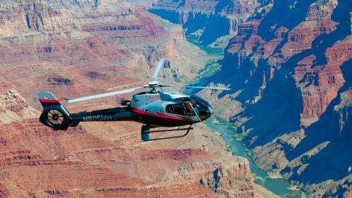 Grand Canyon Helicopter Tour with Maverick