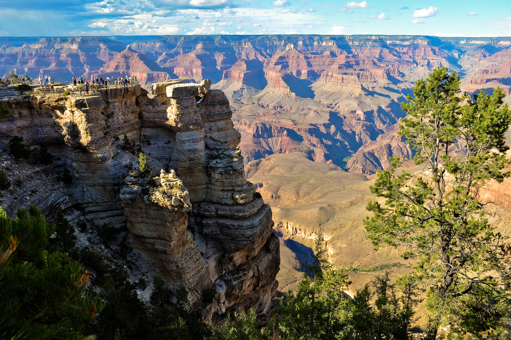 Yavapai Point South Rim Bus Tour