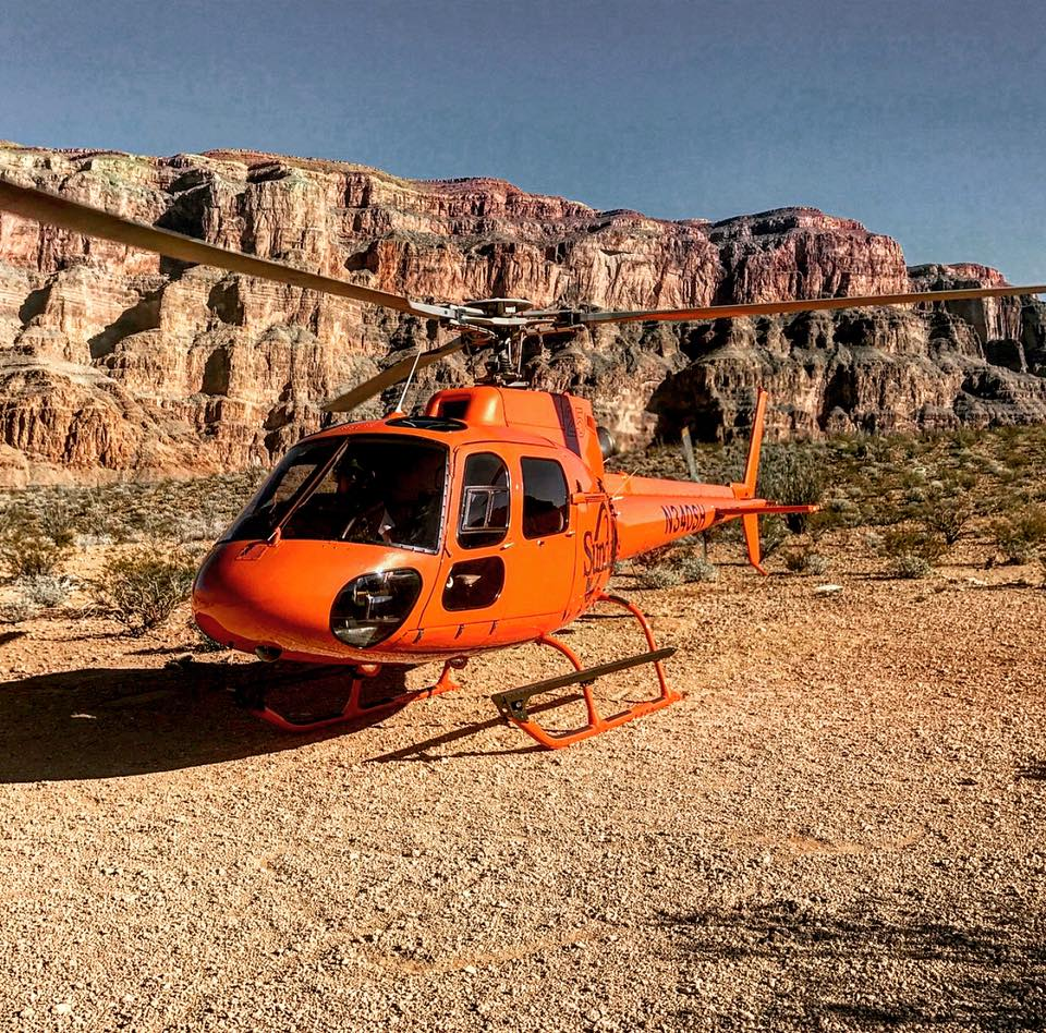 Add landing in the canyon for only $40!