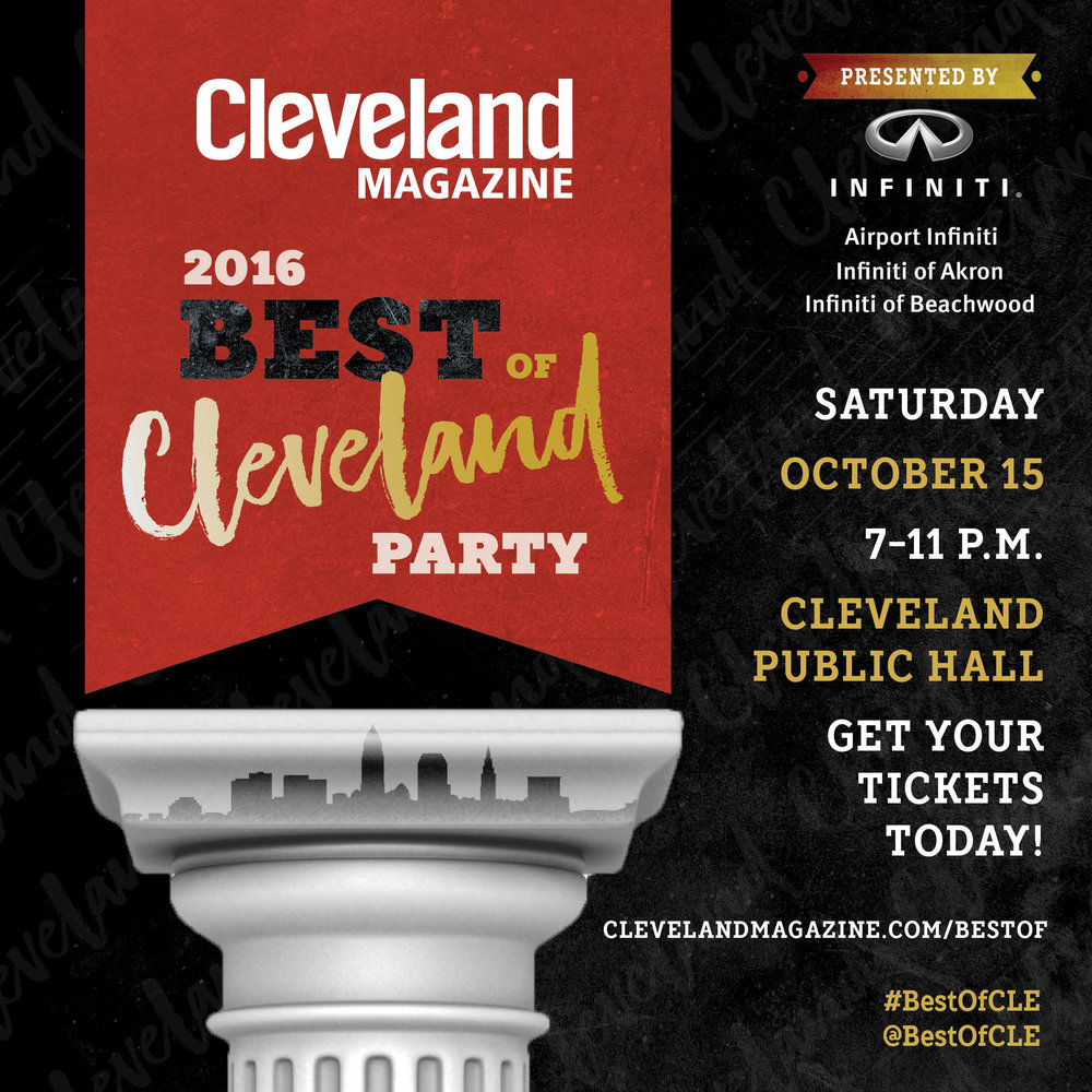 Best of Cleveland Party details