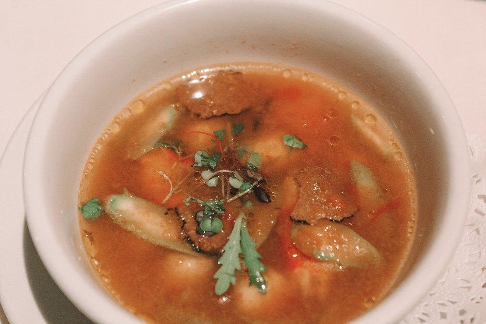 Michelangelo's -truffle-dinner-truffle-soup.jpg