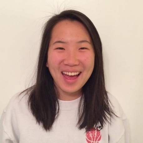 katie jue  | Research Assistant