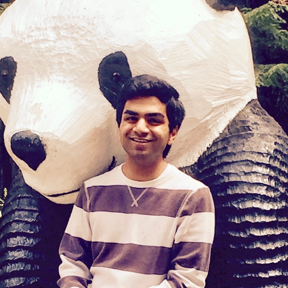 Abhishek Patel  | Research Assistant
