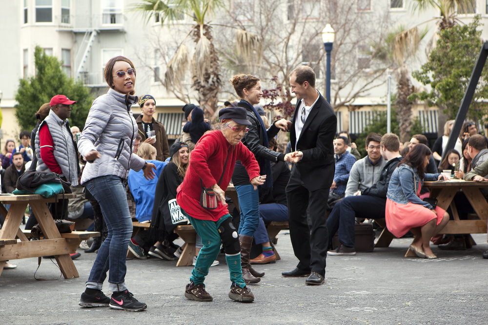SFJAZZ Neighborhood Blockparty, June 2016