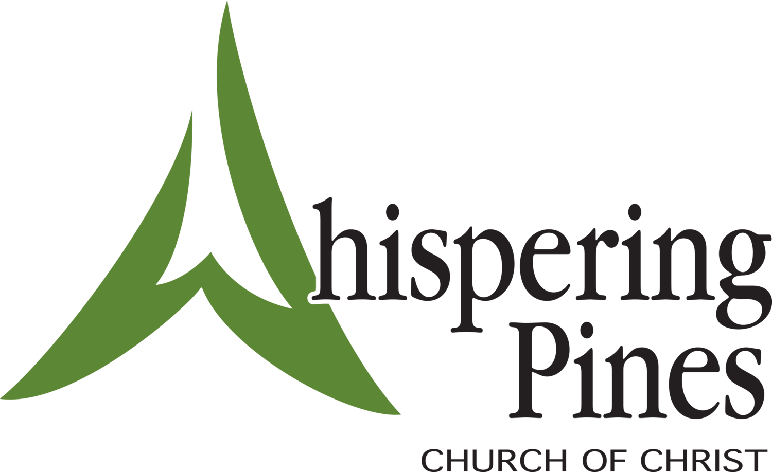 Whispering Pines Church of Christ
