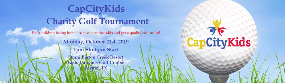2019 CapCityKids Golf Tournament