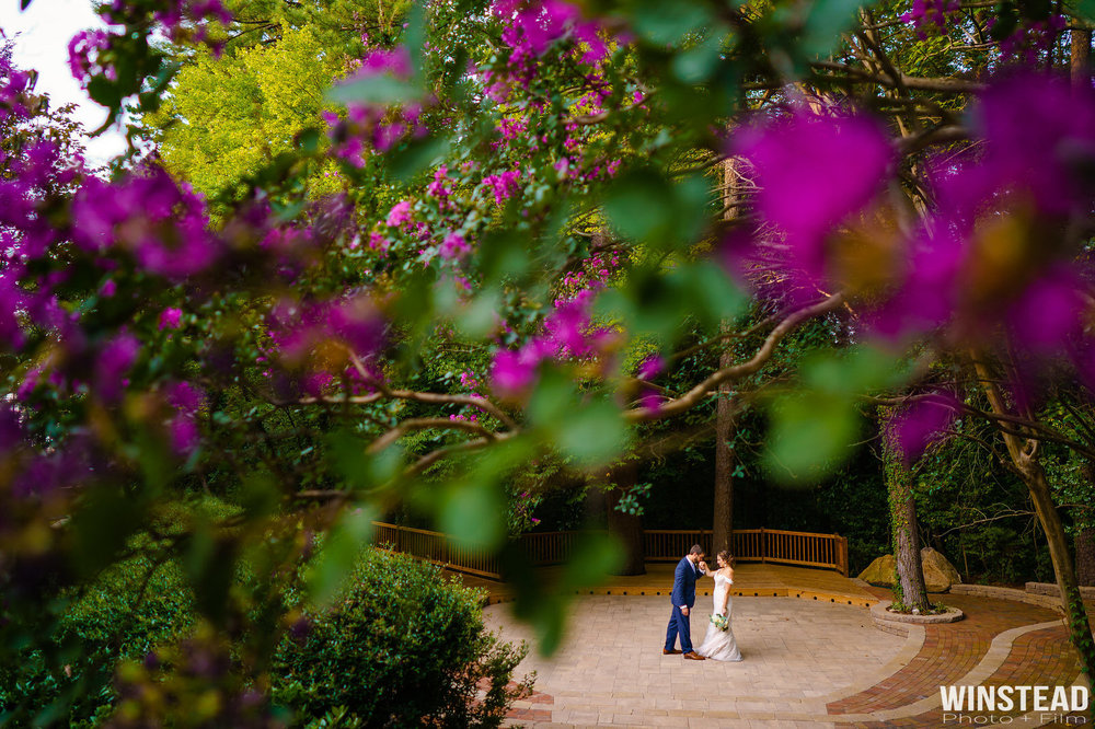 Stunning summer wedding at The Glenwood Raleigh, NC.