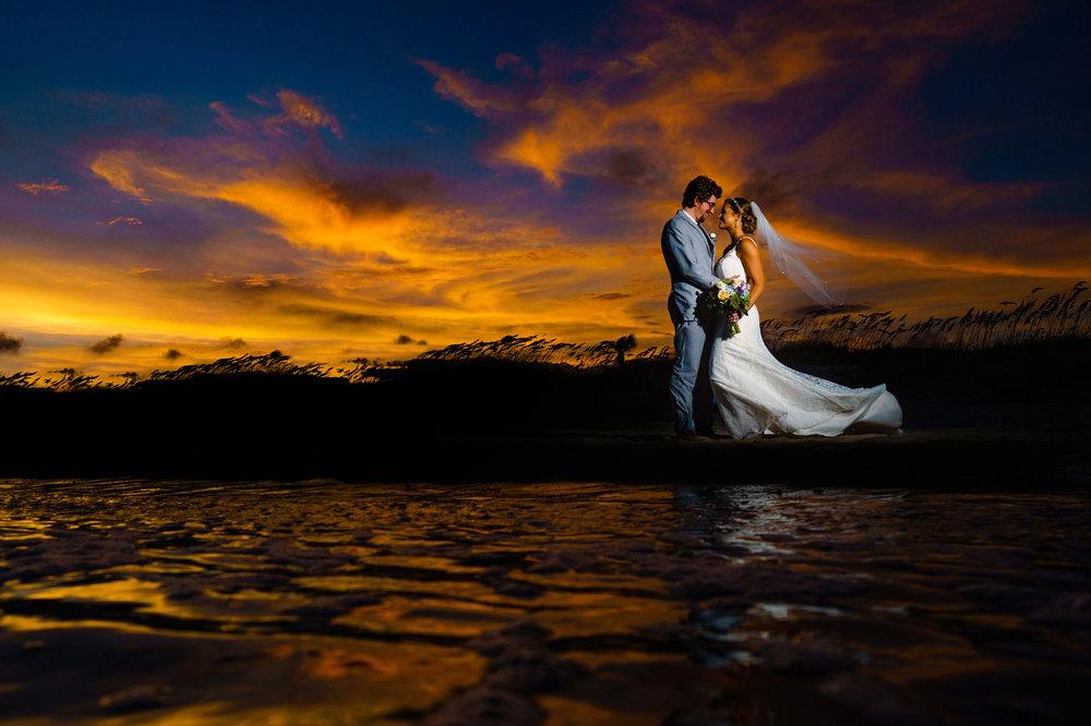 Emerald Isle NC Wedding Photographers - Islander Hotel & Resort