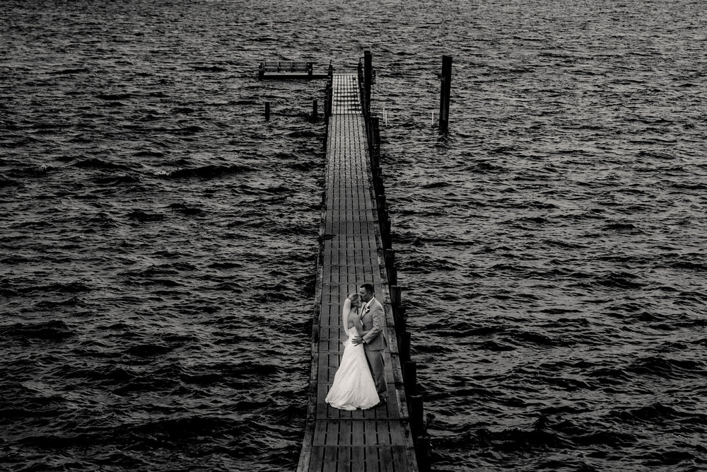 Copper Ridge on the Neuse Wedding New Bern, NC - Chad Winstead Photography