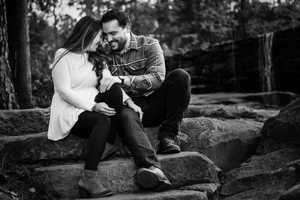 NC Engagement Photo Raleigh, NC | Chad Winstead Photography