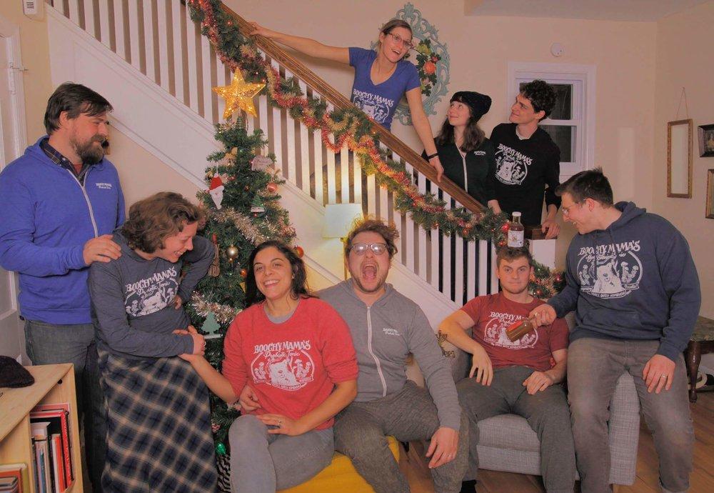 Boochy Family.