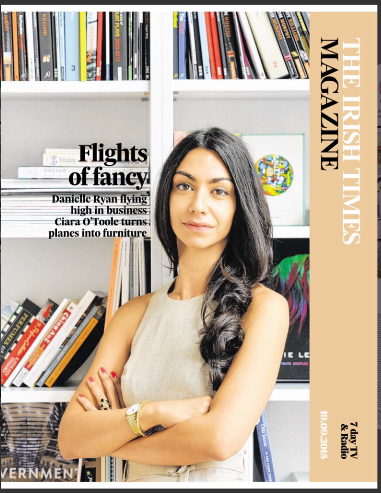 The Irish Times Magazine - October 2015