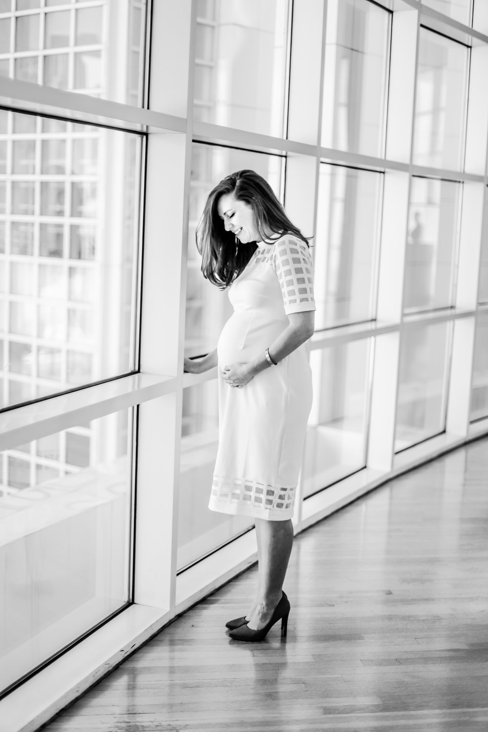 atlanta maternity high museum sister photoshoot 4
