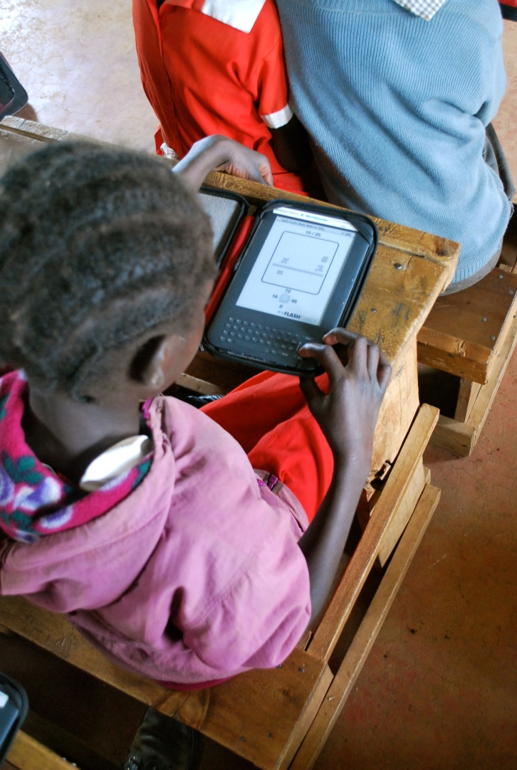 E-Readers in School