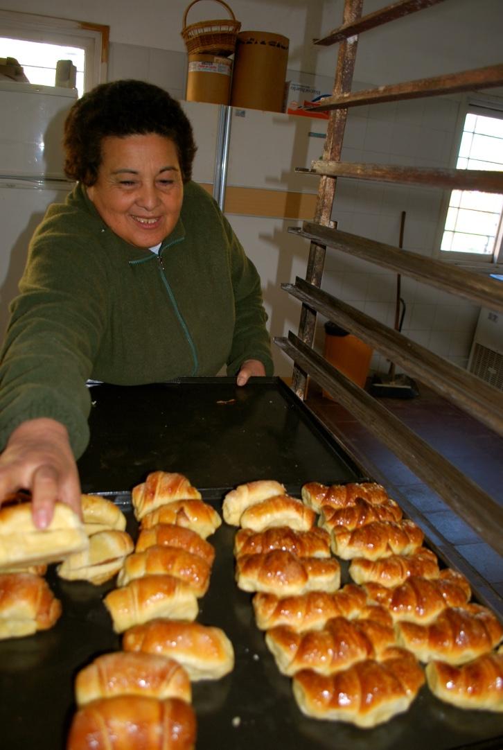 Casa del Nino bakery