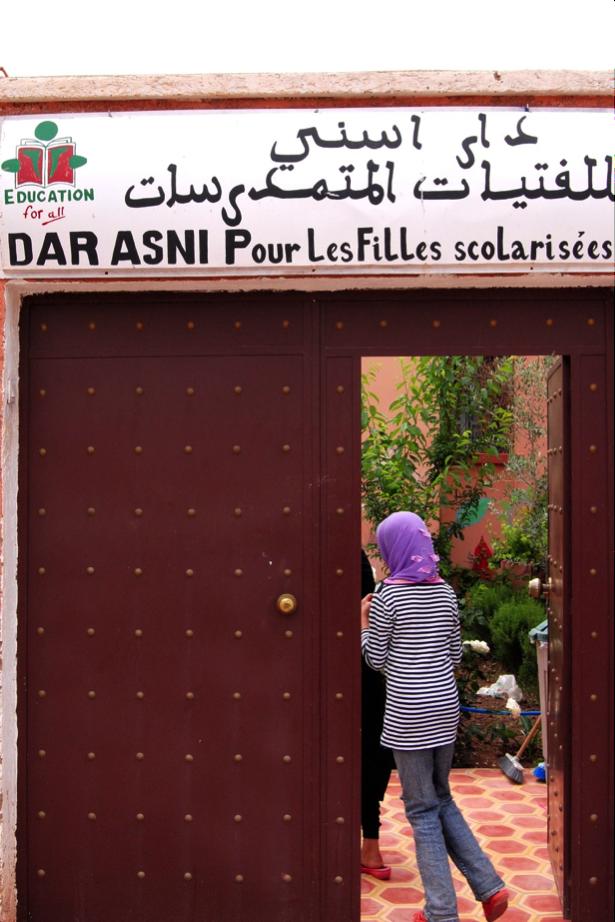 EFA Dar Asni school