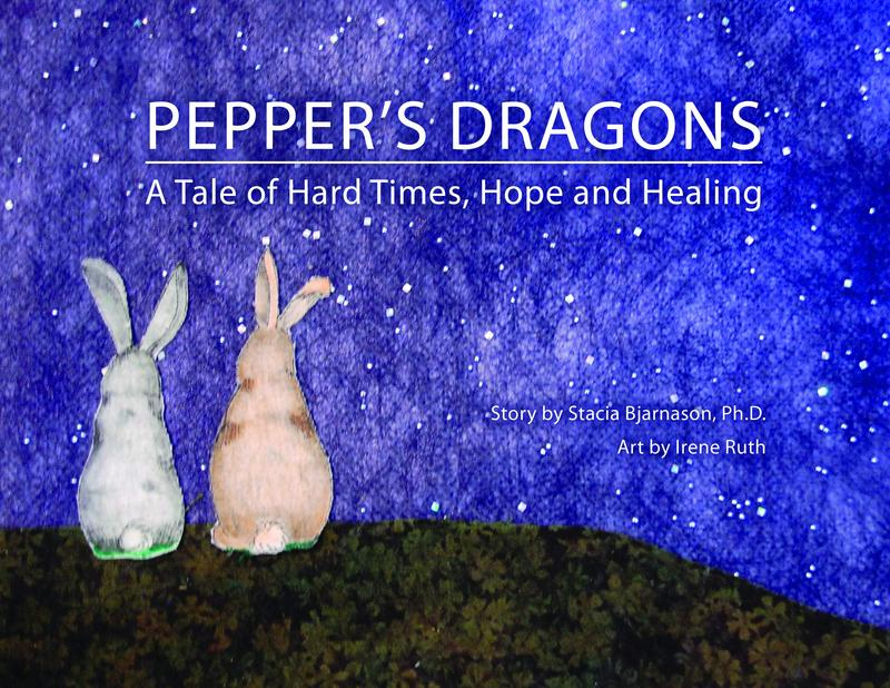 Pepper's Dragons- Sandy Hook Children's Book