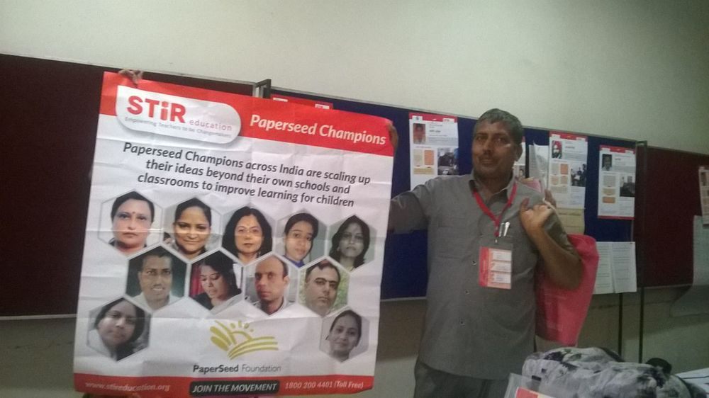 STIR Summit in Delhi