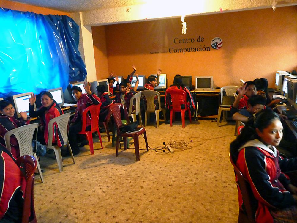 Chotacaj Computer Center