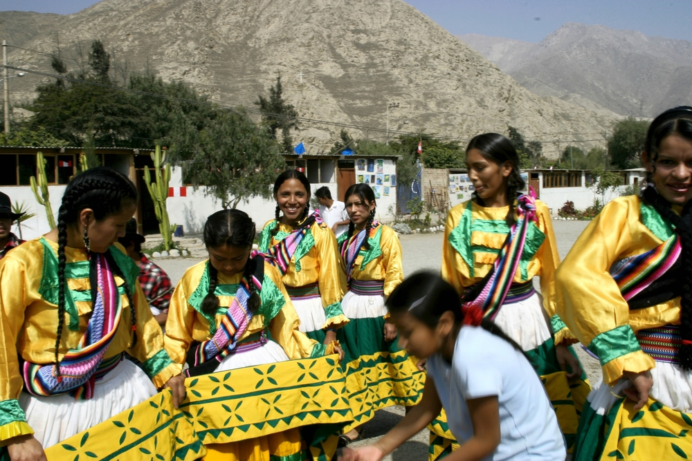 Peru Traditional Garb
