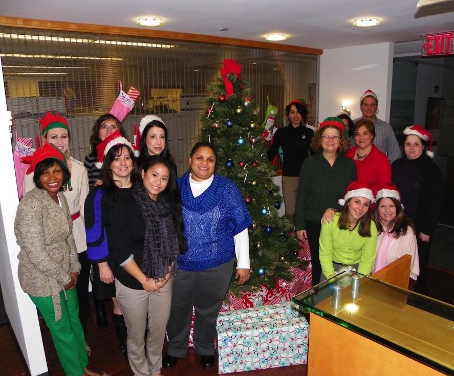 2014 Christmas gift drive