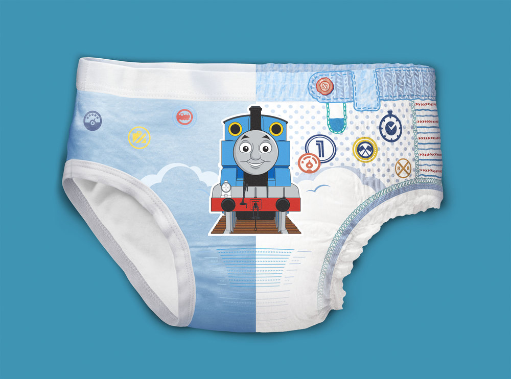 Pampers Thomas the Train
