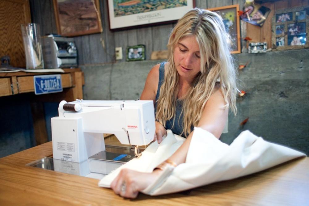 Loan program lifting entrepreneurs - Little Turtle's Tipi