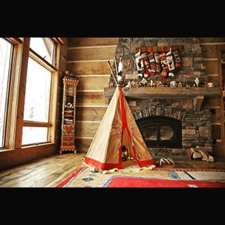 Little Turtle's Tipi has now joined Instagram! Follow us to see our latest tipi creations and other updates about our business! #littleturtlestipi #tipi #lakotatribe #customtipi #canvas #redstripe #kidstipi #creativeplay #madeinmontana