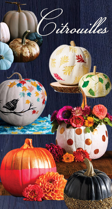 citrouille, pumpkin, may halloween, painted pumpkin