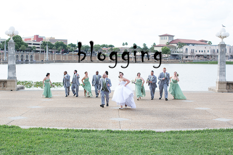 running away from blogging